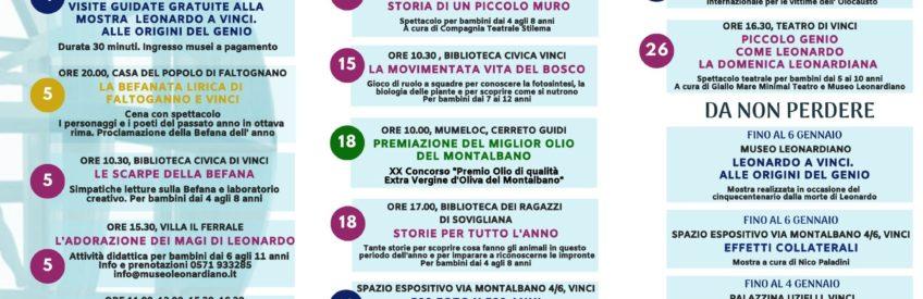 Eventi Vinci Turismo